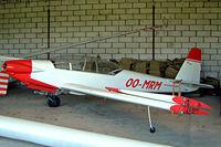 OO-MRM @ EBSP - Sportavia-Putzer RF-5B Sperber [51034] Spa-La Sauvenière~OO 15/08/2002