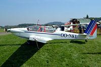 OO-NKL @ EBGG - Sportavia-Putzer RF-5B Sperber [51022] Overboelarge~OO 18/08/2002