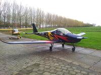 PH-3D8 @ MIDD - My wonderful plane, called the Flaming Arrow. - by Martien Brantenaar