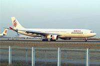 B-HYD @ ZBAA - Airbus A330-342 [132] (Dragonair) Beijing~B 17/10/2006 - by Ray Barber