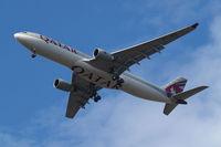 A7-AEC @ EGLL - Airbus A330-302 [659] (Qatar Airways) Heathrow~G 09/08/2010 - by Ray Barber