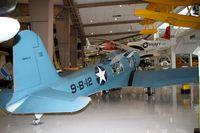 1383 @ KNPA - Naval Aviation Museum. - by Glenn E. Chatfield