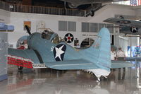 2106 @ KNPA - Naval Aviation Museum. Battle of Midway veteran - by Glenn E. Chatfield