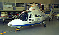 EC-HAO @ LPCS - Agusta A.109C MAX [7642] Cascais~CS 06/05/2000