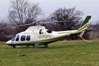 G-FUFU @ EGBC - Agusta A.109S Grand [22058] Cheltenham~G 13/03/2008