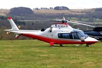 G-JONW @ EGBC - Agusta A.109E Power [11624] Cheltenham~G 13/03/2008