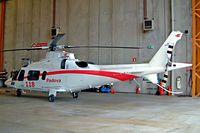 I-ESUE @ LIPU - Agusta A.109E Power [11124] Padova~I 16/07/2004