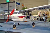 D-MBHB @ EDNY - Aerotec MXP-640 Amigo [001]  Friedrichshafen~D  21/04/2005 - by Ray Barber