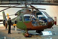 1003 @ LFBY - Aerospatiale SA.361C Dauphin [1003] Dax~F 23/09/2002