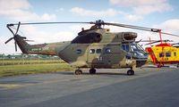 1198 @ EGVA - Aerospatiale SA330Ba Puma [1198] RAF Fairford~G 31/07/1994 - by Ray Barber