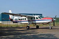 OO-FUS @ EBZW - Cessna 208B Grand Caravan [208B-0794] Zwartberg~OO 16/08/2002