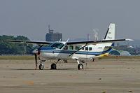 JA818N @ RJNA - Cessna 208 Caravan I [208-00350] Nagoya-Komaki~JA 04/11/2005
