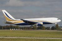 N767KS @ LOWW - Boeing 767-200