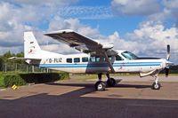 D-FLIZ @ EBSP - Cessna 208 Caravan I [208-00241] Spa-La Sauvenière~OO 13/08/2010 - by Ray Barber