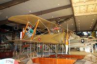 A5858 @ KNPA - Naval Aviation Museum - by Glenn E. Chatfield