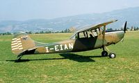 I-EIAN @ LIQN - Cessna L-19E Birddog [305M-0006] Reieti~I 12/09/1999