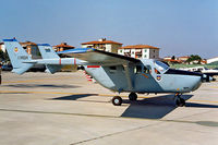 I-HIGH @ LIRP - R/Cessna FT.337GP Super Skymaster [0007] Pisa~I 13/09/1999