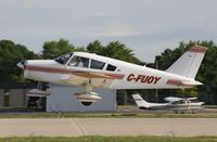 C-FUOY @ KOSH - Piper PA-28-140 - by Mark Pasqualino