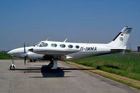 D-IMMA @ LI55 - Cessna 340A [340A-1205] Ozzano dell'Emilia~I 16/07/2004 - by Ray Barber