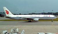B-2559 @ WSSS - Boeing 767-3J6 [25877] (Air China) Changi~9V 27/10/2006 - by Ray Barber