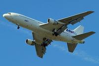 CS-TMP @ EGLL - Lockheed L-1001 Tristar 500 [1248] (Luzair) Home~G 24/06/2006