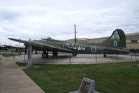 44-83884 @ BAD - On display at the 8th Air Force Museum - Barksdale AFB, Shreveport, LA - by Zane Adams