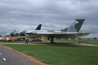 XM606 @ BAD - On display at the 8th Air Force Museum - Barksdale AFB, Shreveport, LA