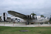 44-48781 @ BAD - On display at the 8th Air Force Museum - Barksdale AFB, Shreveport, LA - by Zane Adams