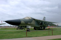 68-0284 @ BAD - On display at the 8th Air Force Museum - Barksdale AFB, Shreveport, LA