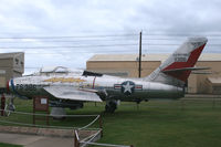 51-1386 @ BAD - On display at the 8th Air Force Museum - Barksdale AFB, Shreveport, LA