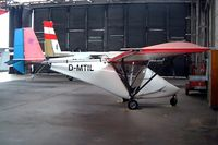 D-MTIL @ LOAN - Comco Ikarus C-22 Fox [9406-3599] Wieiner Neustadt Ost~OE 17/04/2005 - by Ray Barber