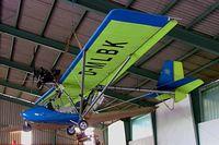 D-MLBK @ EDMT - Comco Ikarus C-22 Fox [9311-3522] Tannheim~D 20/04/2005 - by Ray Barber