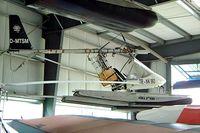 D-MTSM @ EDRT - Comco Ikarus C-22 Fox [9406-3594] Trier/Fohren~D 23/04/2005 - by Ray Barber