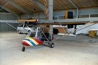 9-43 @ EKRD - Comco Ikarus C-22 Fox [Unknown] Randers~OY 13/06/2008 - by Ray Barber