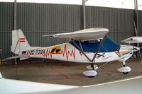 OE-7039 @ LOAV - Comco Ikarus C-42 Cyclone [9708-6051] Bad Voslau-Kottingbrunn~OE 17/04/2005