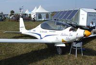 D-MELN @ EDDB - PC-Aero Elektra One at the ILA 2012, Berlin - by Ingo Warnecke