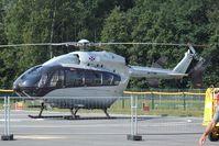 D-HAKA @ EDDB - Eurocopter EC145 at the ILA 2012, Berlin - by Ingo Warnecke