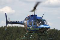 3C-OK @ LOAB - Austrian Air Force Bell 58 - by Andy Graf-VAP