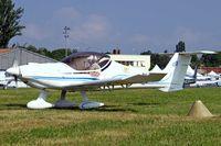 41-LD @ LFLV - Dyn'Aero MCR-01 Banbi [Unknown] Vichy~F 08/07/2006 - by Ray Barber