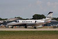 N550DL @ KOSH - Cessna S550