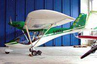 D-MWAJ @ EDML - Euro ALA Jet Fox JF.97 [018] Landshut~D 19/04/2005 - by Ray Barber