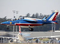 E165 @ LFBO - Landing rwy 14L - by Shunn311