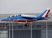E130 @ LFBO - Landing rwy 14L - by Shunn311