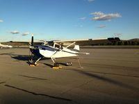 N2782C @ KLWB - Greenbrier Valley Airport, WV - by Bill Gideon