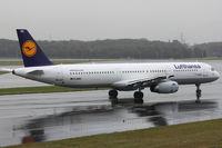 D-AISG @ EDDL - Lufthansa, Airbus A321-231, CN: 1273, Name: Dormagen - by Air-Micha