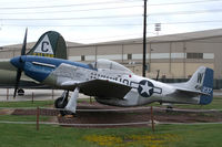 44-14570 @ BAD - At Barksdale Air Force Base - 8th Air Force Museum - by Zane Adams