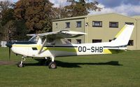 OO-SHB @ EGLD - Ex: OO-SHB > G-SHBA - Currently with, Koninklijke Aeroclub Van Brasschaat. To G-SHBA December 2012. - by Clive Glaister