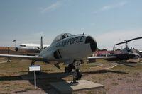 57-0590 @ RCA - 1957 Lockheed T-33A-5-LO Shooting Star, c/n: 580-1319 - by Timothy Aanerud