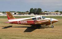 C-GGRS @ KOSH - Piper PA-30 - by Mark Pasqualino