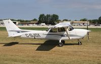 C-GJOX @ KOSH - Cessna 172S - by Mark Pasqualino